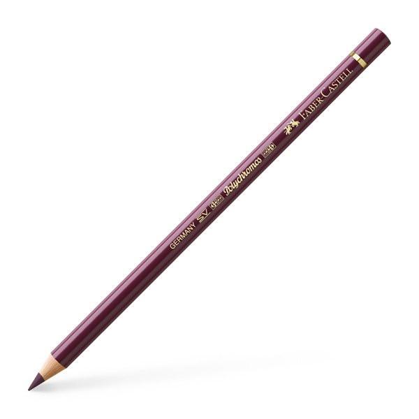 Lápiz polychromo Faber Castell rojo violeta 194