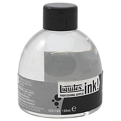 Tinta Acrilica Liquitex Limpiador de Pluma, 150 ml.