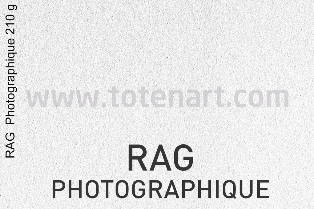 Infinity Rag Photographique, 210 gr., Rollo 1,118x15,24 mts.