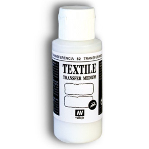 Textil transfer medium, 60 ml.