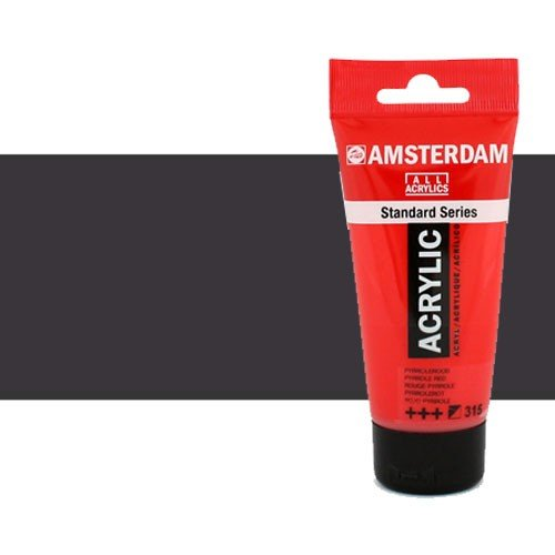 Acrílico Amsterdam n. 403 color pardo Van Dyck (250 ml)