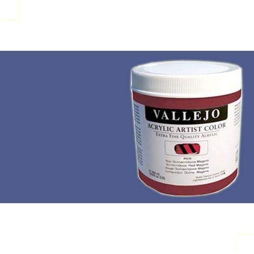 Acrílico Vallejo Artist n. 405 color azul de Prusia tono (500 ml)