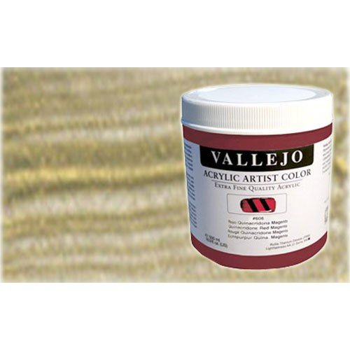 Acrílico Vallejo Artist n. 705 color oro antiguo (500 ml)