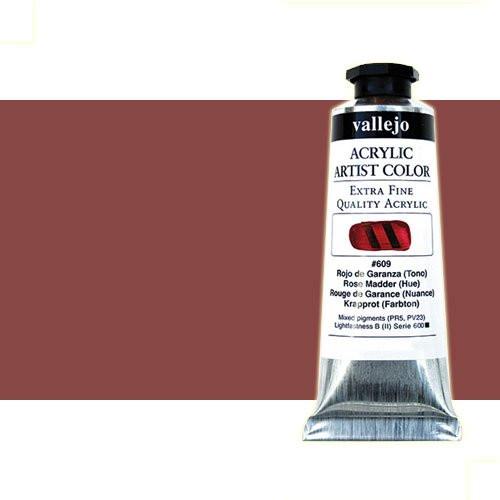 Acrílico Vallejo Artist n. 310 color siena natural (60 ml)