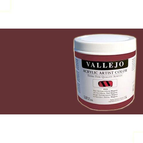Acrílico Vallejo Artist n. 311 color siena tostada (500 ml)