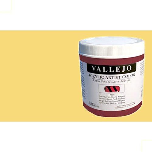 Acrílico Vallejo Artist n. 315 color titanio crudo (500 ml)