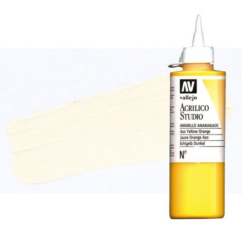Acrílico Vallejo Studio n. 44 color carne (200 ml)