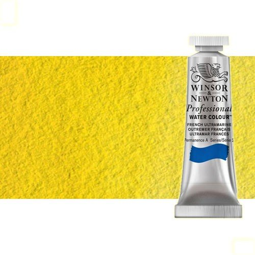 Acuarela Artist Winsor & Newton color amarillo de cadmio claro-pálido 118 (5 ml) S4