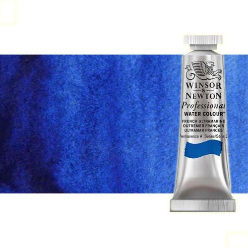 Acuarela Artist Winsor & Newton color azul Winsor sombra roja 709 (5 ml) S1