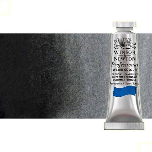 Acuarela Artist Winsor & Newton color negro de humo 337 (5 ml) S1