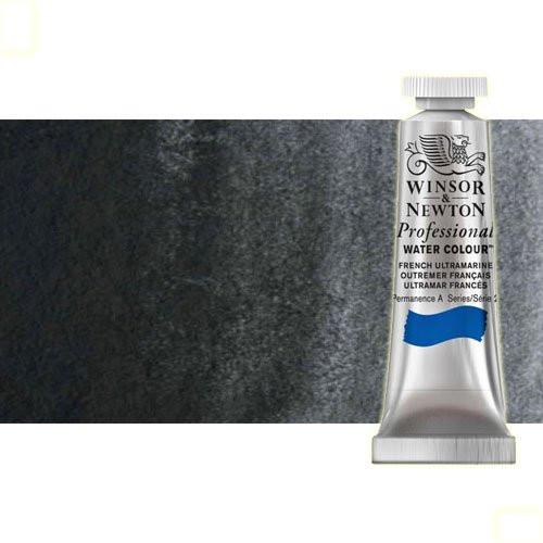 Acuarela Artist Winsor & Newton color negro de Marte 386 (5 ml) S1