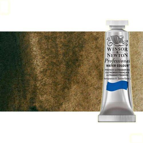 Acuarela Artist Winsor & Newton color pardo Van Dyck 676 (5 ml) S1