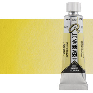 Acuarela Rembrandt Color Amarillo Limón Permanente 254 (20 ml)