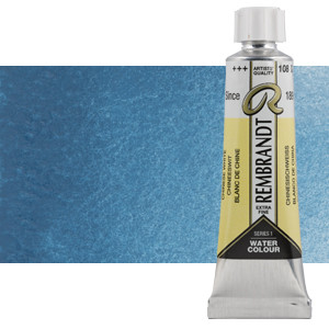 Acuarela Rembrandt Color Azul Cerúleo Oscuro 550 (20 ml)
