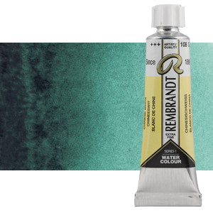 Acuarela Rembrandt Color Verde Ftalo 675 (20 ml)