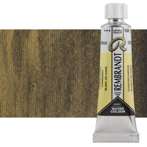 Acuarela Rembrandt Color Oro Claro 802 (20 ml)