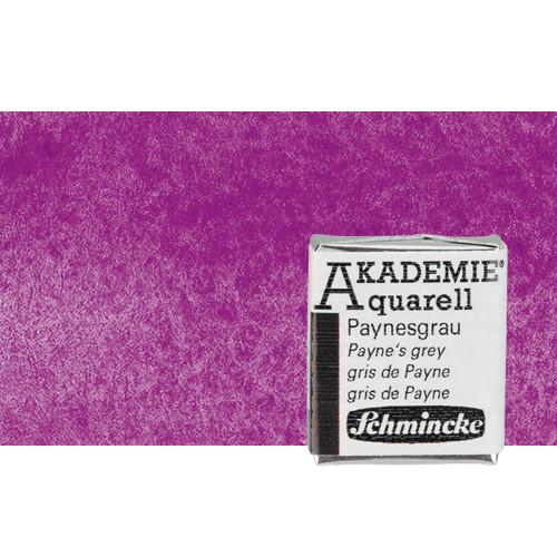 Acuarela Schmincke Akademie, Violeta 440, 1/2 Godet.