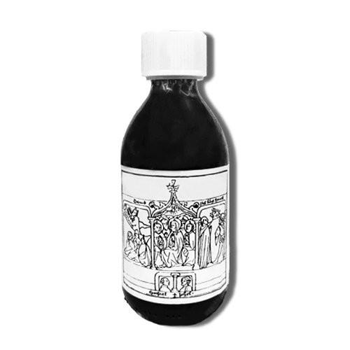 Barniz negro satinado Artools 250 ml.