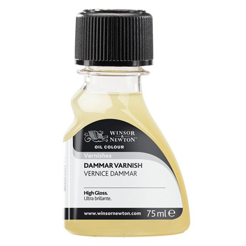 Barniz brillante Winsor & Newton (75ml.)