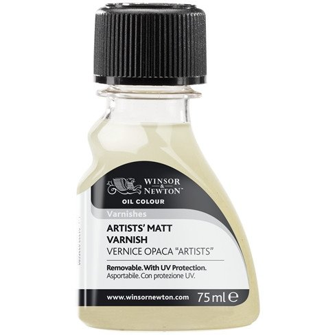 Barniz mate Winsor & Newton (75ml.)