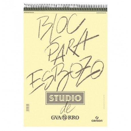 Esbozo Guarro (Block), 50h., 90 gr, A5