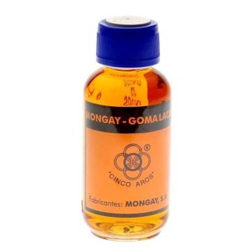 Goma Laca Mongay, 125 ml.