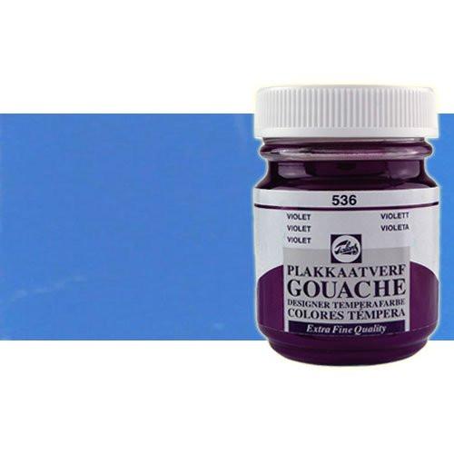 Gouache Extrafino Talens, Azul Cobalto (Ultramar), 50 ml.