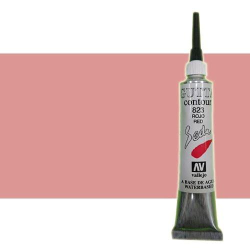 Gutta contour Vallejo, Rosa nacarado 20 ml *D*