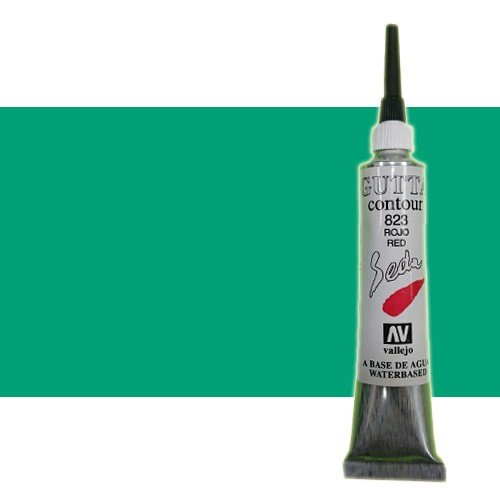 Gutta contour Vallejo, Verde 20 ml *D*