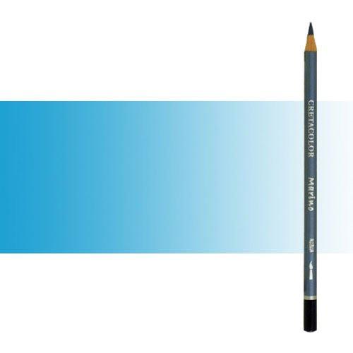 Lápiz acuareable Cretacolor Marino color azul claro