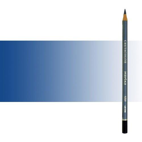 Lápiz acuareable Cretacolor Marino color azul ultramar
