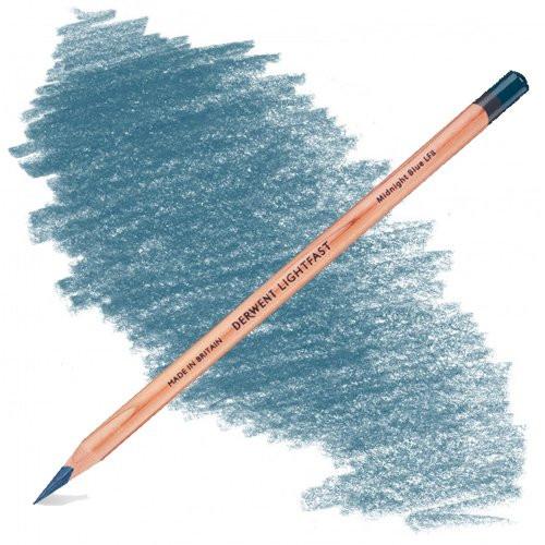 Lápiz al óleo Azul Noche Lightfast Derwent