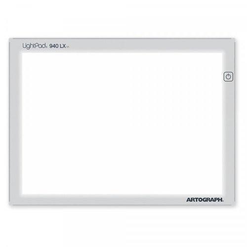 Mesa de luz Light Pad 940 LX Artograph, 30.5x43 cm