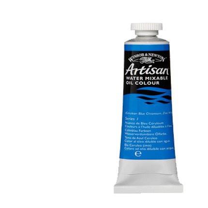 Óleo al agua Winsor & Newton Artisan color blanco titanio (37 ml)