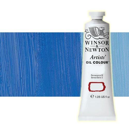 Óleo Winsor & Newton Artists color azul cerúleo (37 ml)