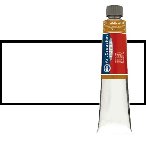 Óleo ArtCreation color Blanco de zinc (200 ml)
