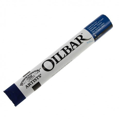 Óleo en barra Winsor & Newton Artists Oilbar color azul cobalto tono (50 ml)
