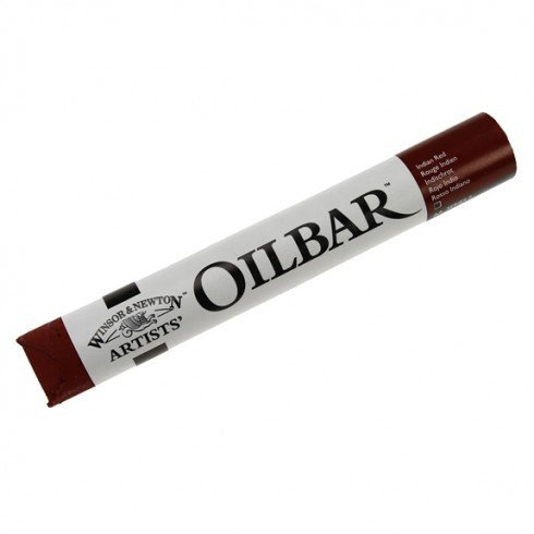 Óleo en barra Winsor & Newton Artists Oilbar color rojo indio (50 ml)