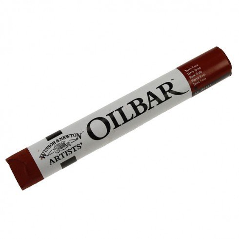 Óleo en barra Winsor & Newton Artists Oilbar color tierra rosa (50 ml)
