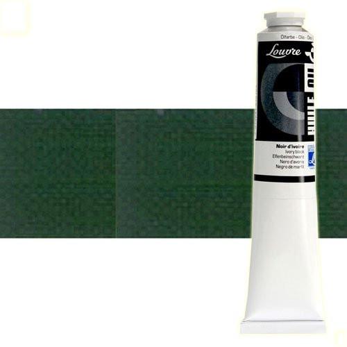 Óleo Lefranc & Bourgeois Louvre color verde vejiga (150 ml) *D*