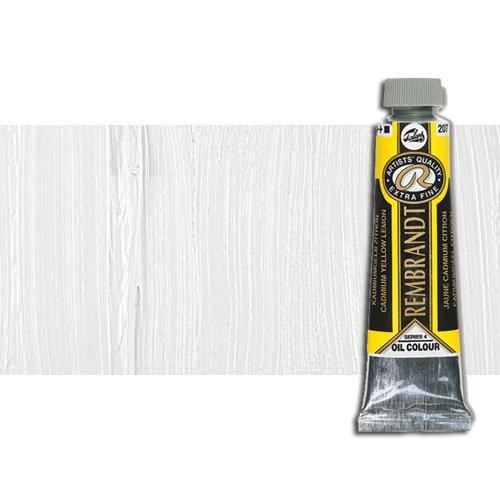 Óleo Rembrandt color blanco mezclado (Cinc + Titanio) 103 (40 ml.)