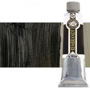 Óleo Rembrandt color Tierra Verde 629 (150 ml.)