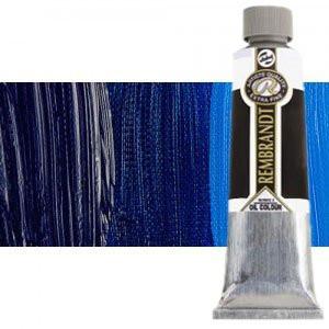 Óleo Rembrandt color Verde Ftalo Azul 680 (150 ml.)