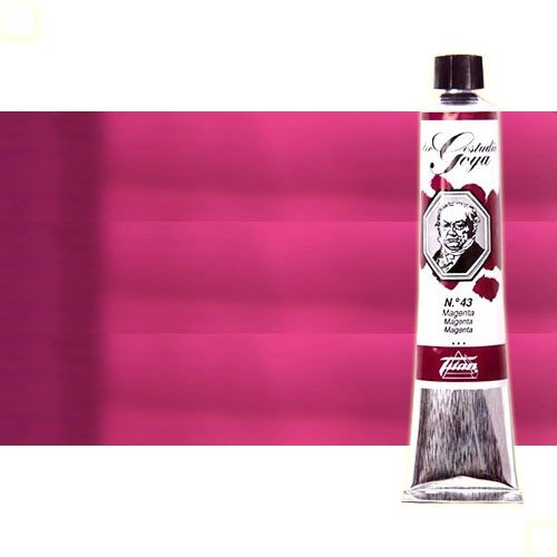 Óleo Titan Goya color magenta (60 ml)