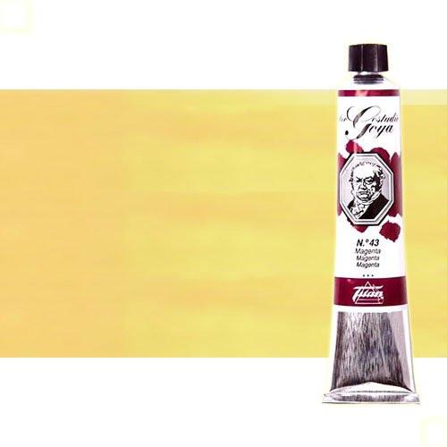 Óleo Titan Goya color amarillo Nápoles (60 ml)