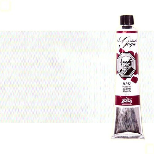 Óleo Titan Goya color blanco zinc (60 ml)