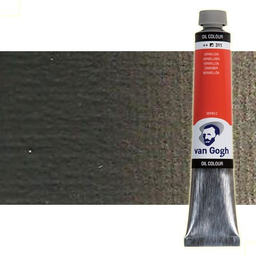 Óleo Van Gogh color pardo Van Dyck (200 ml)