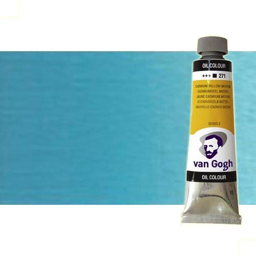 Óleo Van Gogh color azul Sevres (60 ml)