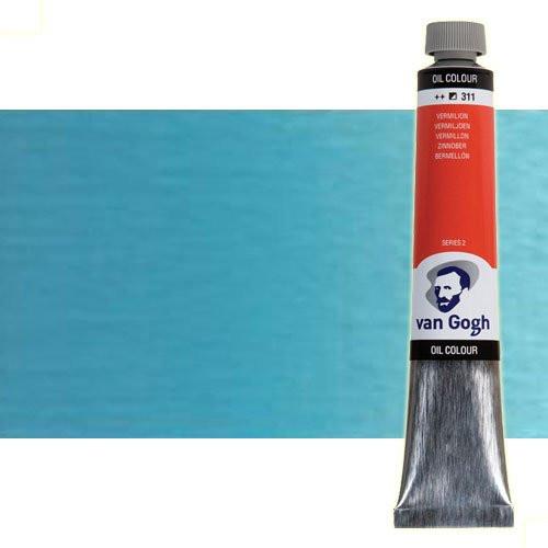 Óleo Van Gogh color azul Sevres (200 ml)