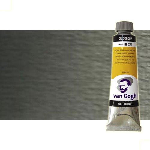 Óleo Van Gogh color negro bujía (60 ml)